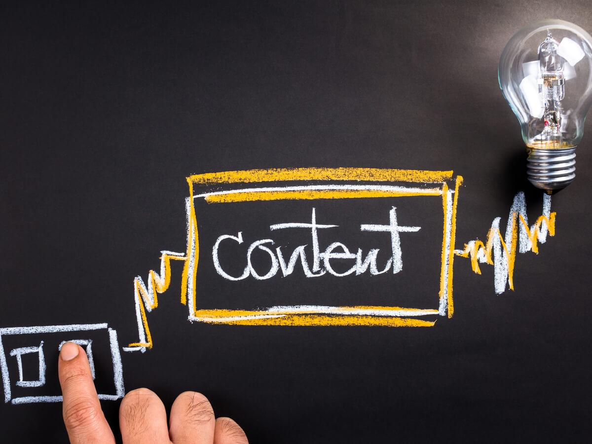 コンテンツマーケティング成功のプロセス