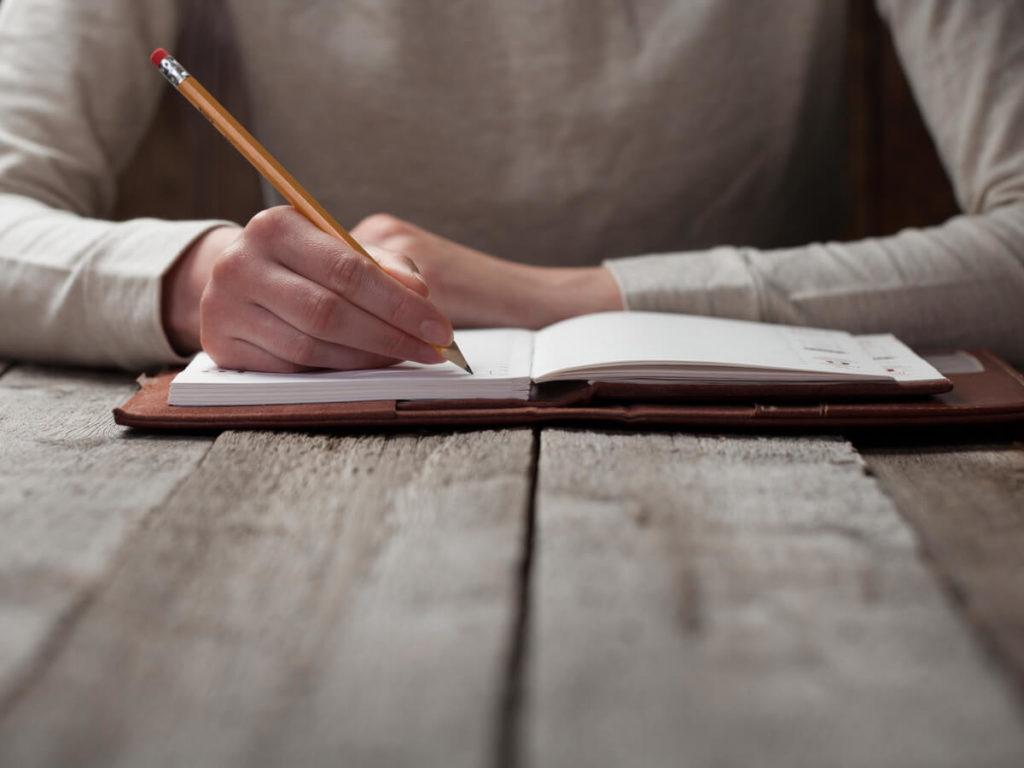書き方ステップ1:文章全体の構成をつくる